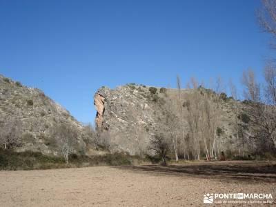 Parque Natural del Barranco Río Dulce;burgos senderismo rutas senderismo valencia